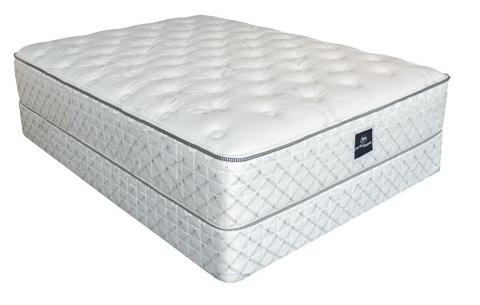 The Serta Perfect Sleeper Ramsey Features A Top Of Line Continuous Coil Support System And Deluxe Foam Reinforced Edge Surrounding That Help To