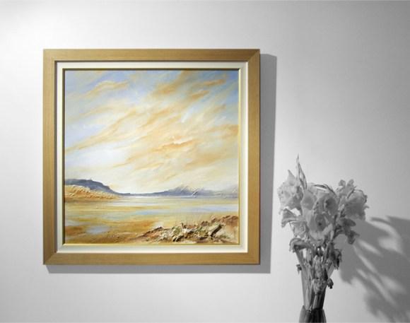 Classic Framed Canvas | Saltmarshe