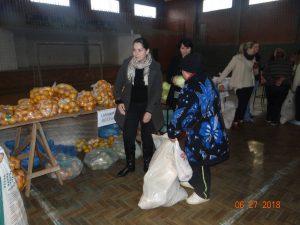 36300523_872534012955535_4092463019672469504_n-1-300x225 Mais uma distribuição de alimentos do Programa de Aquisição de Alimentos (PAA)