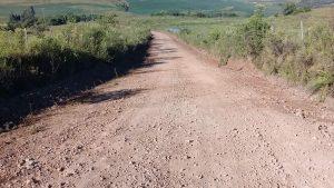 53150410_391675114964398_1110959111484211200_n-300x169 Recuperação das estradas no interior são prioridades para o escoamento da safra de soja.