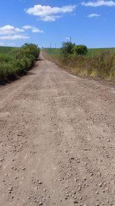 53264600_2062665033783221_8345103567589212160_n-167x300 Recuperação das estradas no interior são prioridades para o escoamento da safra de soja.