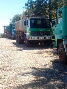 53930215_158822331682029_7904840707892838400_n-225x300 Recuperação das estradas no interior são prioridades para o escoamento da safra de soja.