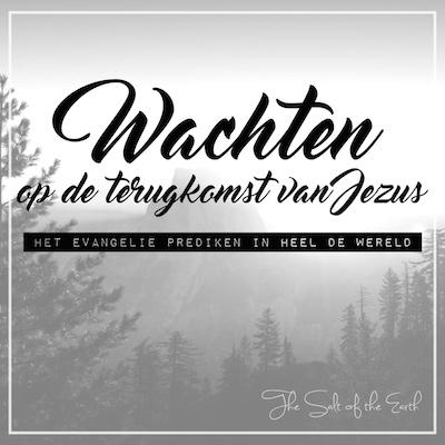 evangelie prediken