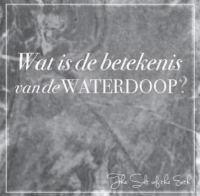 waterdoop