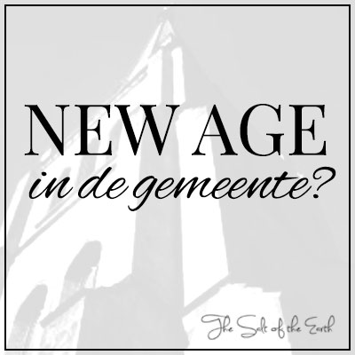 new age in de gemeente