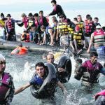 Alemania, Francia y España son los países que más recibirán migrantes