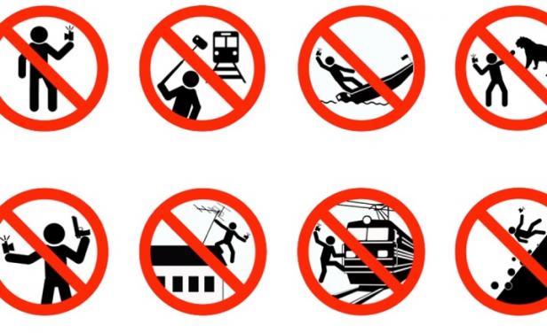Campaña del gobierno de Rusia contra las selfies extremas.
