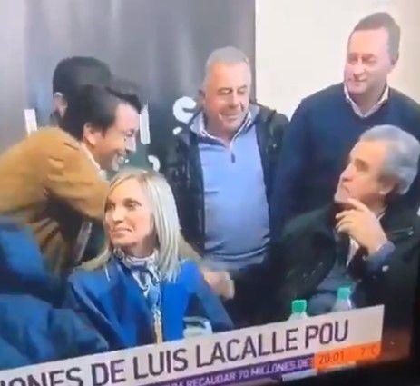 saludo Sartori Larrañaga