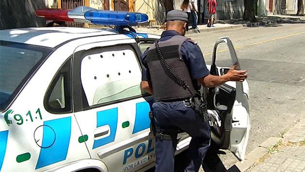 POLICIA INVESTIGA DOS ROBOS OCURRIDOS EN LA MAÑANA DE HOY