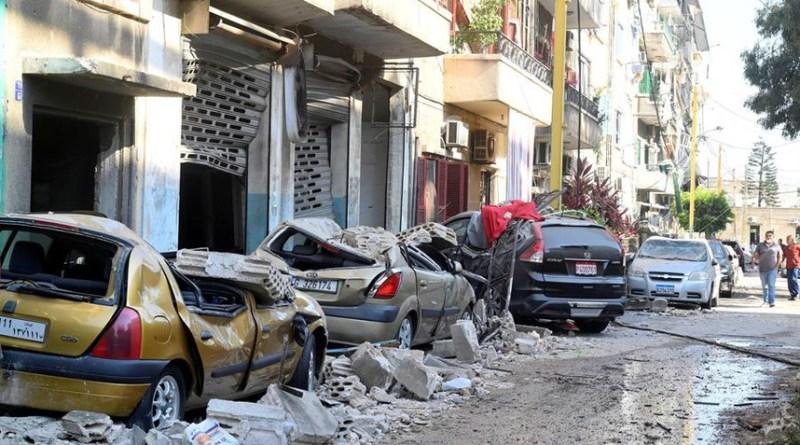 GOBIERNO LIBANÉS DECLARA CRISIS NACIONAL LUEGO DE EXPLOSIÓN QUE CAUSÓ MÁS DE CIEN MUERTES