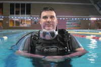 Marco Bettinelli Dive Master