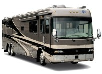 The mobile-support motor home