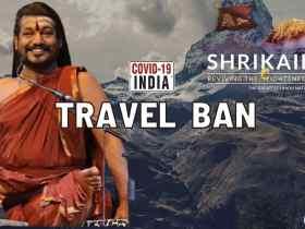 Travel Ban nithyananda kailasa