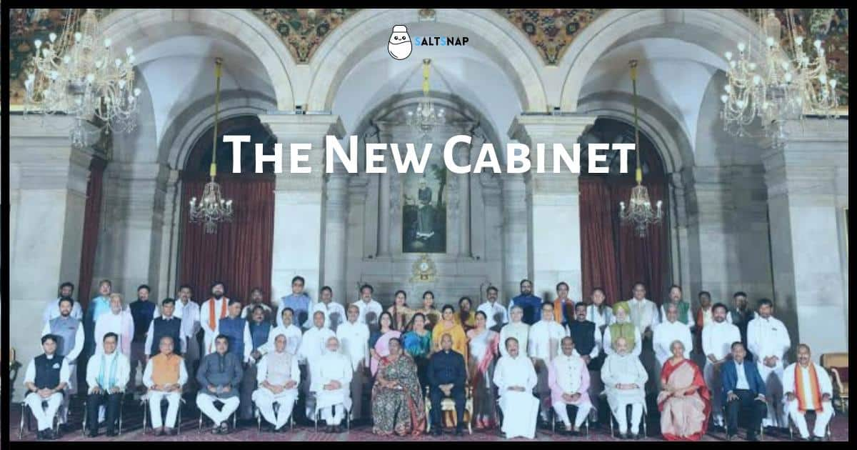 Cabinet Reshuffle and Expansion: PM Modi Gets A New Team