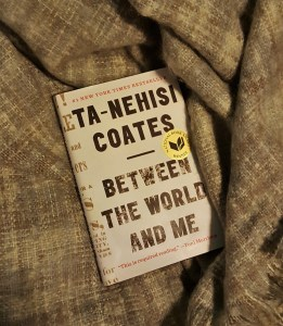 Cover of Ta-Nehisi Coates' Between the World and Me