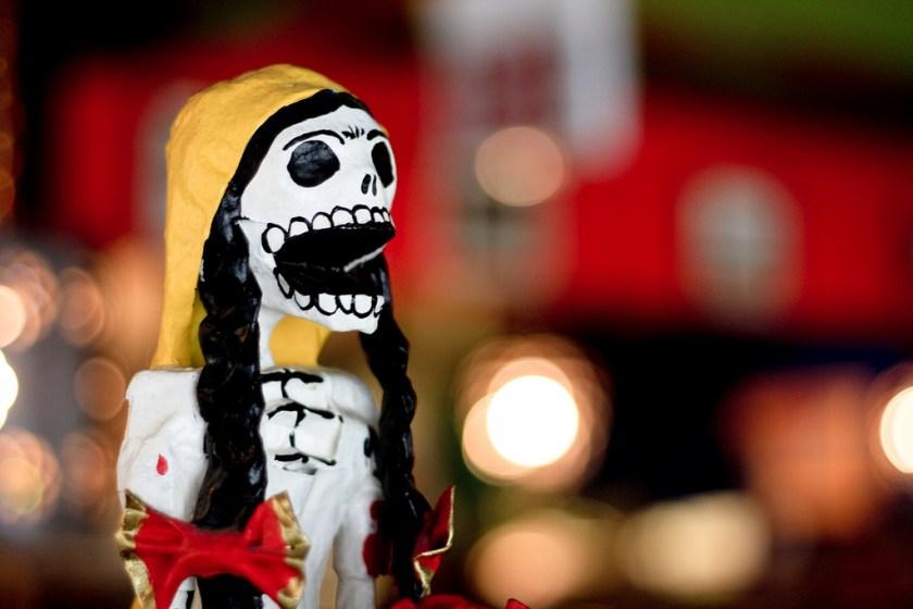 Dia de los Muertos decoration