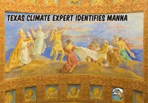 Texas Climate Expert Identifies Manna