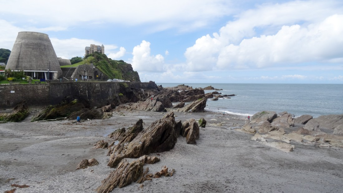 Ilfracombe tunnels and theate