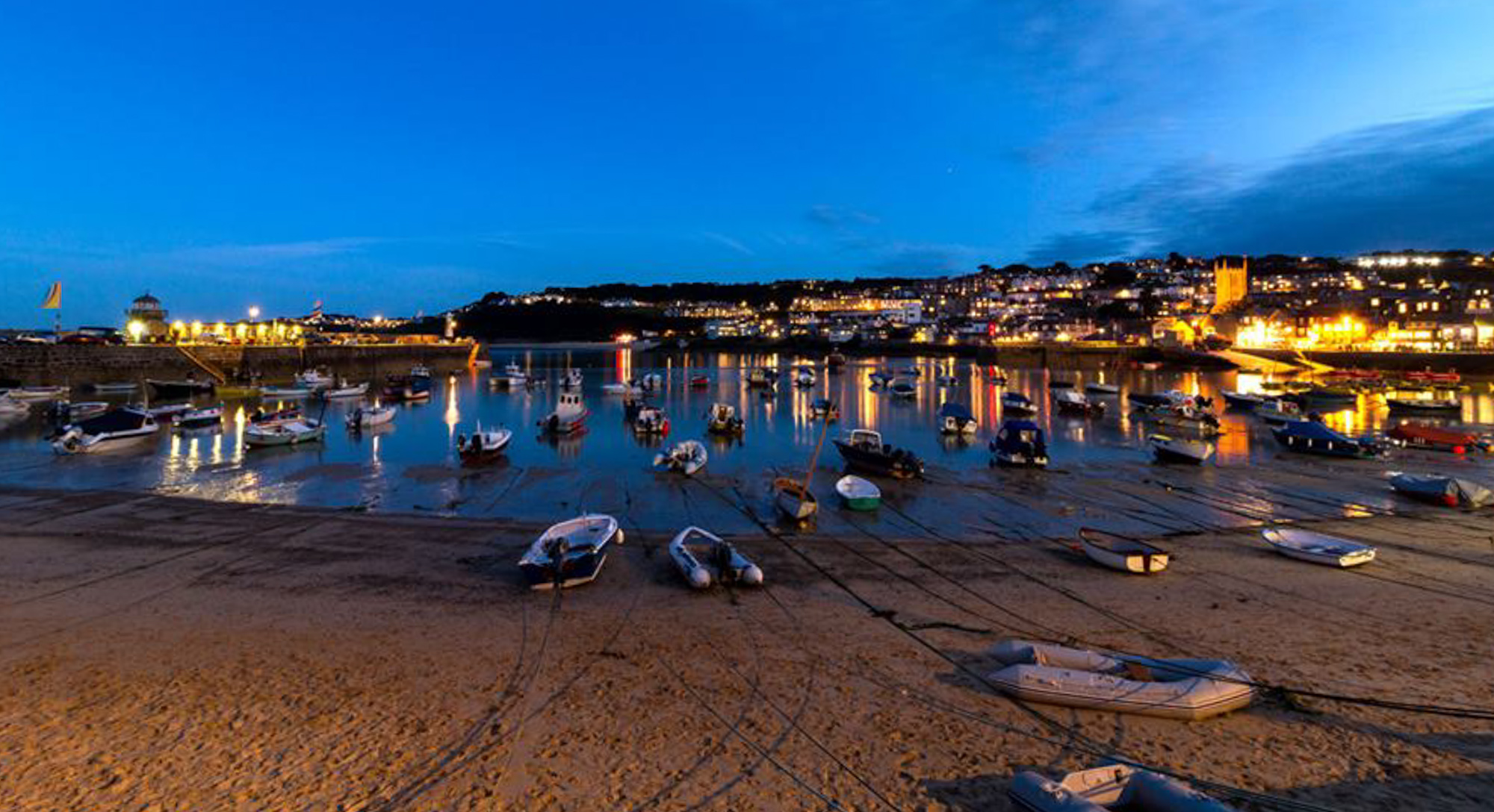 christmas events in cornwall st ives