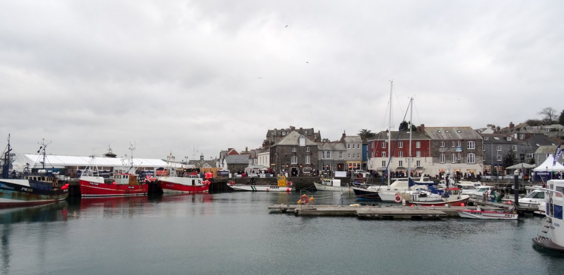 padstow christmas festival market weekend