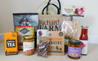 richards farm shop christmas gift