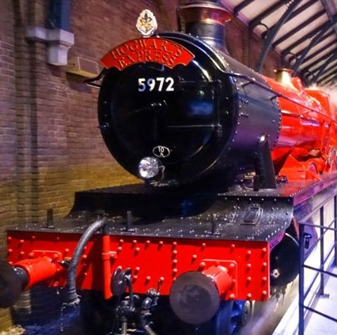 How many of you have been on the Hogwarts Express?hellip
