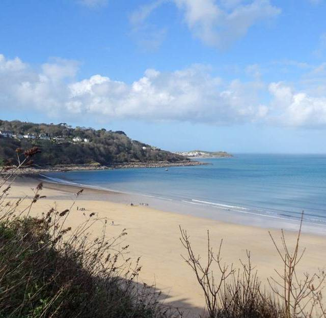 The walk from Carbis Bay to St Ives has gothellip