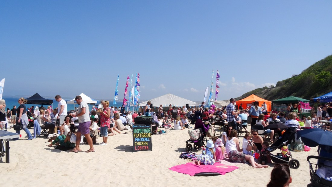 cornish events st ives food and drink festival