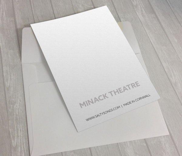 Minack Theatre Card