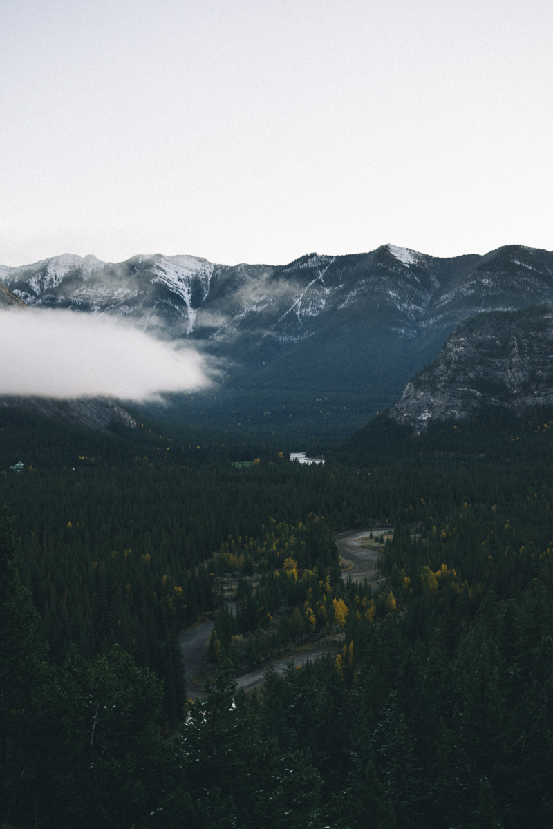 Banff Village looks absolutely gorgeous! I want to go!   Travel Canada   Explore Banff National Park   saltyspaces.com