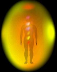 Campo magnético: los colores luminosos del aura