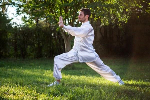 Practicar Tai-Chi Chuan