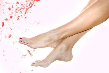Prevenir dolencias en los pies