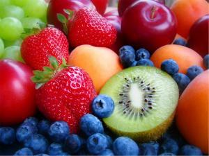 Frutas y frutos secos