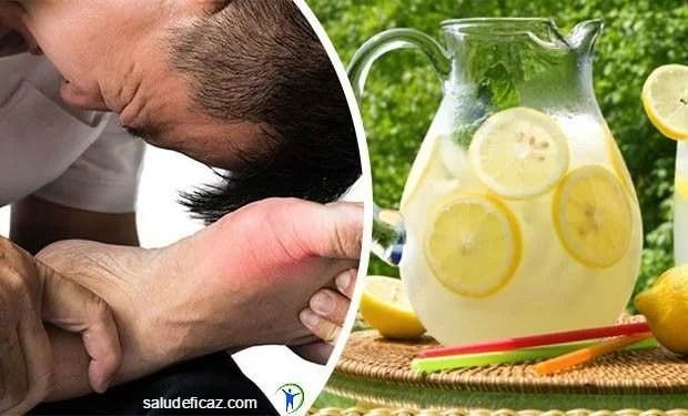 remedios caseros para bajar el acido urico