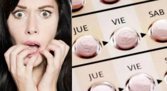 que pasa si olvido una pastilla anticonceptiva