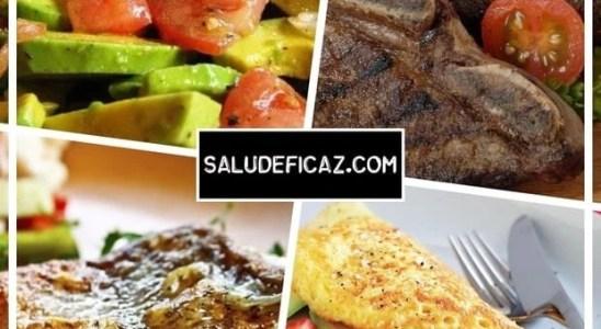 5 comidas para adelgazar rapido y facil