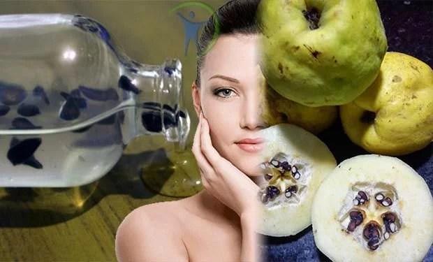remedio casero con semillas de membrillo para tu piel