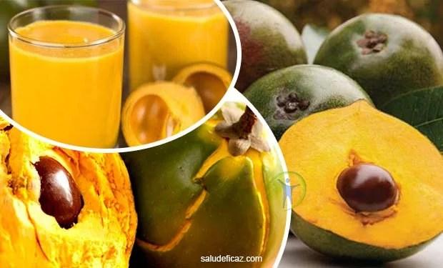 5 Propiedades de la fruta lucuma que te van a sorprender
