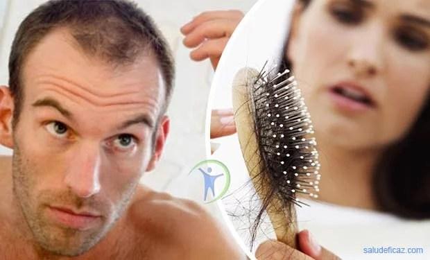 que se puede usar para la caida del pelo en hombres y mujeres