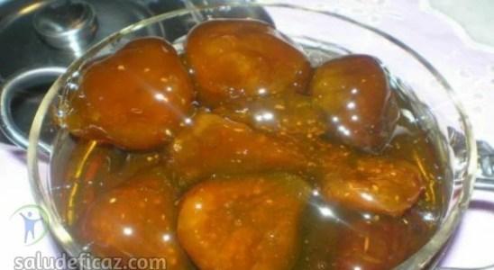 higos secos con vinagre de manzana para adelgazar
