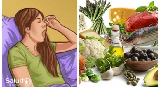 10 alimentos para eliminar la fatiga crónica