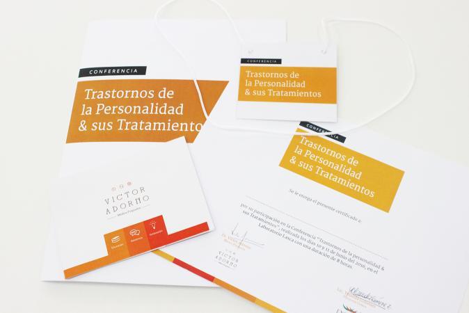 Conferencia «Trastornos de la personalidad & sus tratamientos»