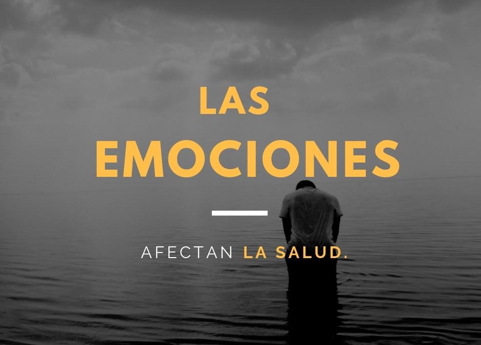 Las emociones afectan la salud
