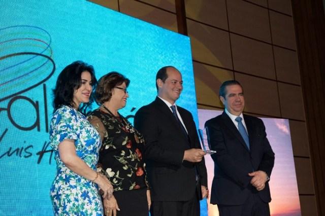 Amelia Reyes Mora, Dania Goris, Alejandro Cambiaso y Francisco Javier