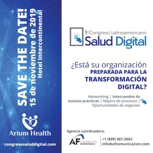 Primer Congreso Latinoamericano de Salud Digital @ Hotel InterContinental Real Santo Domingo | Santo Domingo | Distrito Nacional | República Dominicana