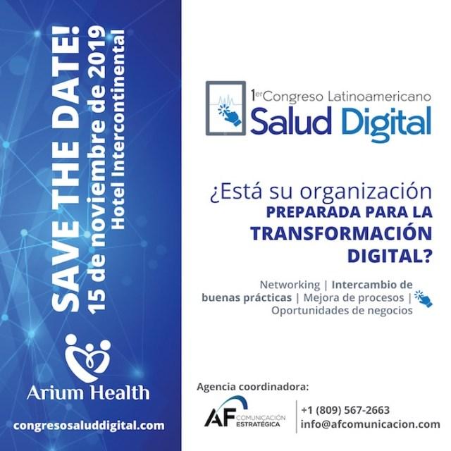 Primer Congreso Latinoamericano de Salud Digital