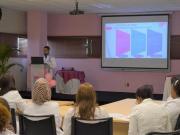 El Dr. Reynaldo Almánzar aborda el cáncer de mama asociado al embarazo