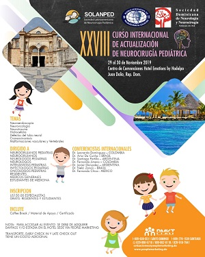 XXVIII Curso Internacional de Actualización de Neurocirugía Pediátrica