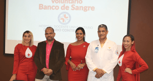 """SODOMEDI se une a campaña """"Donar Sangre"""" del hospital Dr. Darío Contreras"""